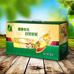 【黑马】杂粮礼盒 10种杂粮 真空包装