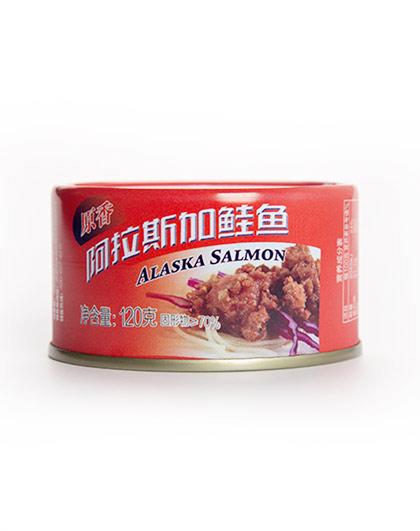 【渔泊湾】原香鲑鱼酱120g*3