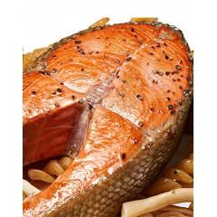 【渔泊湾】阿拉斯加红鲑鱼扒454g