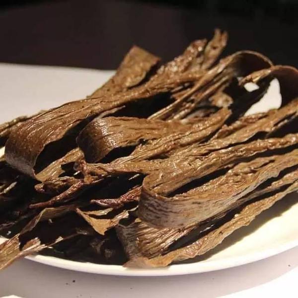 许昌黑腐竹